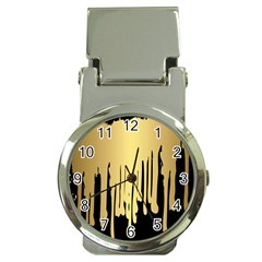 Drip Cold Money Clip Watches