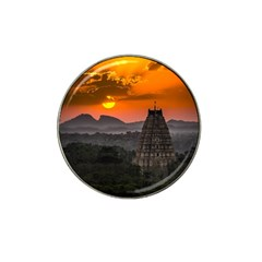 Beautiful Village Of Hampi Hat Clip Ball Marker (10 Pack)