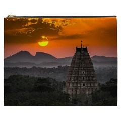 Beautiful Village Of Hampi Cosmetic Bag (xxxl)