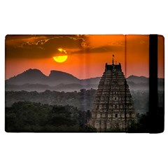 Beautiful Village Of Hampi Apple Ipad 2 Flip Case