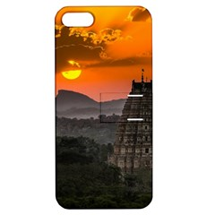 Beautiful Village Of Hampi Apple Iphone 5 Hardshell Case With Stand