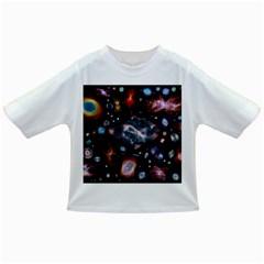 Galaxy Nebula Infant/toddler T Shirts