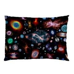 Galaxy Nebula Pillow Case
