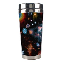 Galaxy Nebula Stainless Steel Travel Tumblers