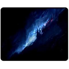 Nebula Double Sided Fleece Blanket (medium)