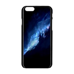 Nebula Apple Iphone 6/6s Black Enamel Case
