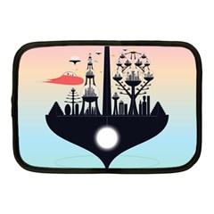 Future City Netbook Case (medium)
