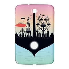Future City Samsung Galaxy Note 8 0 N5100 Hardshell Case