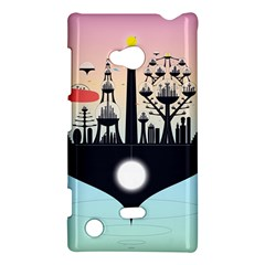 Future City Nokia Lumia 720