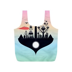 Future City Full Print Recycle Bags (s)