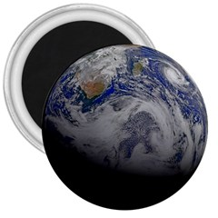 A Sky View Of Earth 3  Magnets