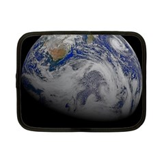 A Sky View Of Earth Netbook Case (small)