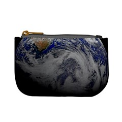 A Sky View Of Earth Mini Coin Purses
