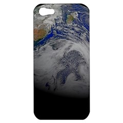 A Sky View Of Earth Apple Iphone 5 Hardshell Case