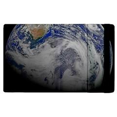 A Sky View Of Earth Apple Ipad 2 Flip Case