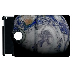 A Sky View Of Earth Apple Ipad 2 Flip 360 Case