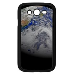 A Sky View Of Earth Samsung Galaxy Grand Duos I9082 Case (black)
