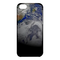 A Sky View Of Earth Apple Iphone 5c Hardshell Case