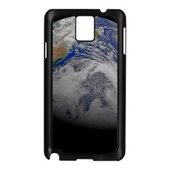 A Sky View Of Earth Samsung Galaxy Note 3 N9005 Case (black)