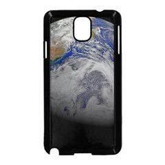 A Sky View Of Earth Samsung Galaxy Note 3 Neo Hardshell Case (black)