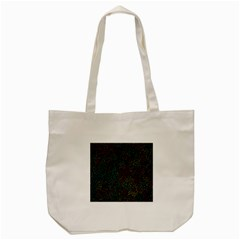 Zigs And Zags Tote Bag (cream)