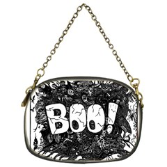 Monster Art Boo! Boo2 Chain Purses (one Side)