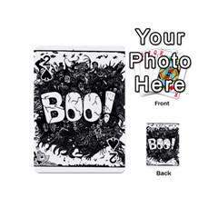 Monster Art Boo! Boo2 Playing Cards 54 (mini)