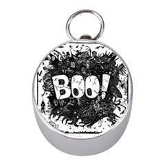 Monster Art Boo! Boo2 Mini Silver Compasses