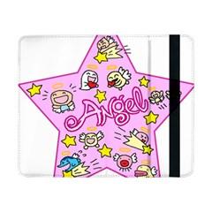 Pink Angel Star Samsung Galaxy Tab Pro 8 4  Flip Case