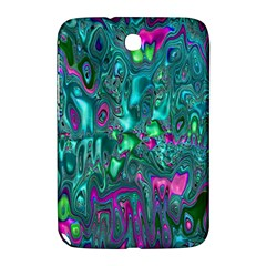 Melted Fractal 1c Samsung Galaxy Note 8 0 N5100 Hardshell Case