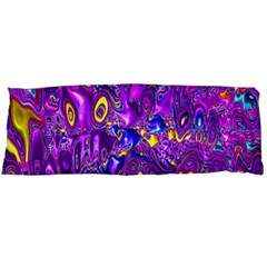 Melted Fractal 1a Body Pillow Case (dakimakura)