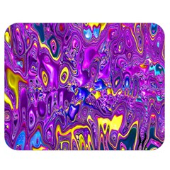 Melted Fractal 1a Double Sided Flano Blanket (medium)
