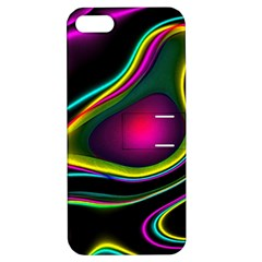 Vibrant Fantasy 5 Apple Iphone 5 Hardshell Case With Stand