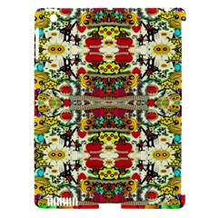Chicken Monkeys Smile In The Floral Nature Looking Hot Apple Ipad 3/4 Hardshell Case (compatible With Smart Cover)