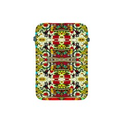 Chicken Monkeys Smile In The Floral Nature Looking Hot Apple Ipad Mini Protective Soft Cases