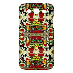 Chicken Monkeys Smile In The Floral Nature Looking Hot Samsung Galaxy Mega 5 8 I9152 Hardshell Case