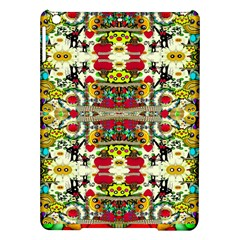 Chicken Monkeys Smile In The Floral Nature Looking Hot Ipad Air Hardshell Cases
