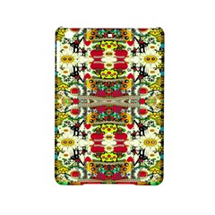 Chicken Monkeys Smile In The Floral Nature Looking Hot Ipad Mini 2 Hardshell Cases