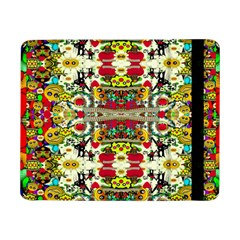 Chicken Monkeys Smile In The Floral Nature Looking Hot Samsung Galaxy Tab Pro 8 4  Flip Case