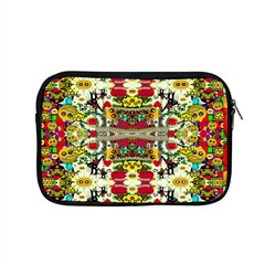 Chicken Monkeys Smile In The Floral Nature Looking Hot Apple Macbook Pro 15  Zipper Case
