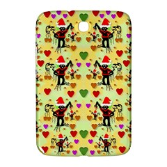 Santa With Friends And Season Love Samsung Galaxy Note 8 0 N5100 Hardshell Case
