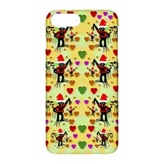 Santa With Friends And Season Love Apple Iphone 7 Plus Hardshell Case