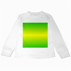 Pattern Kids Long Sleeve T Shirts