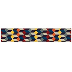 Native American Pattern 3 Large Flano Scarf