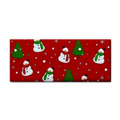 Snowman Pattern Cosmetic Storage Cases