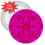 Pattern 3  Buttons (100 pack)  Front