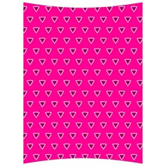 Pattern Back Support Cushion
