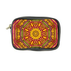 Sunshine Mandala And Other Golden Planets Coin Purse