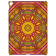 Sunshine Mandala And Other Golden Planets Apple Ipad Pro 12 9   Hardshell Case