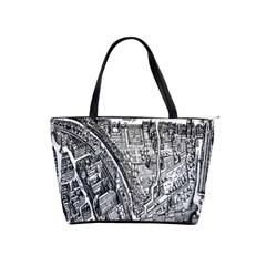 Frankfurt Judengasse Shoulder Handbags